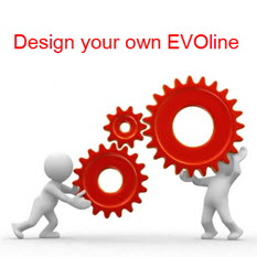 Design your own EVOline menu - EVOlineStore
